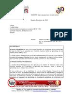 2018-0437 CARTA FRIDOLLE BALLEN Sobre La Prueba Técnico Pedagógica de La Convocatoria 436 de 2017-SENA (1)