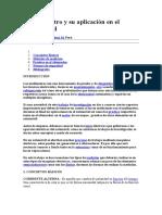 El multímetro y su aplicación en el automóvil.doc