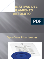 Alternativas del Aislamiento Absoluto.pptx