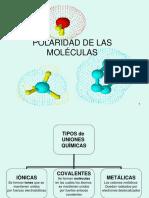 01-Polaridad de Las Moleculas- Trepev-2013