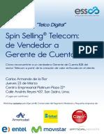 Seminario FVI B2B TelcoDigital 23mar17