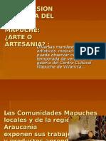 LA EXPRESION ARTISTICA DEL PUEBLO MAPUCHE.ppt