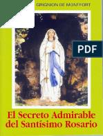 El Secreto Admirable Del Santisimo Rosario