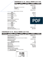 Tabela de Torque MWM 480756