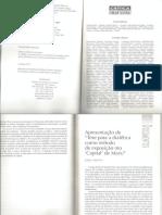 Hans Friederich Fulda - Tese Para a Dialetica
