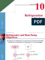 Refrigeration Cycles Chpt10 Çengel Boles