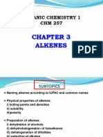 Chapter 3-Alkenes Latest 2012