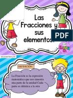 Las Fracciones y Sus Partes