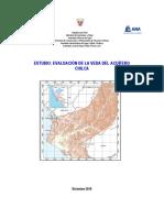 Estudio Hidrogeologico Chilca Veda
