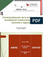 PPT_Presidencia_El_contexto_de_la_acreditacion_en_el_Paraguay_y_en_la_region.ppt