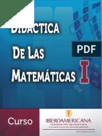 Didactica de Las Matematicas I 2017