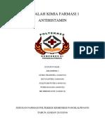 5. Antihistamina