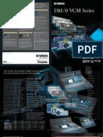 Brochure Dm 0 Vcm SeriesX