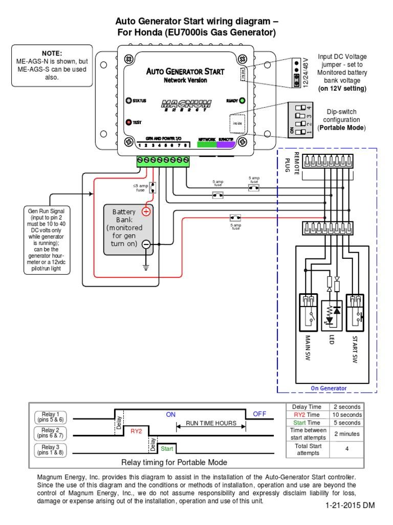 Honda Generator Wiring Diagram - Wiring Diagram K3 on