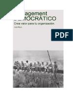 MANAGEMENT DEMOCRATICO