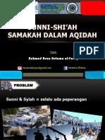 Sunni-Syiah, Samakah Dlm Aqidah (2003)