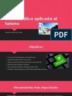 La Informática Aplicada Al Turismo