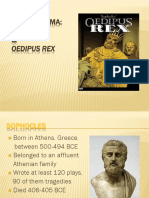 Intro to Greek Theater and Oedipus Rex_Jones