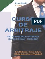 Dossier Arbitraje