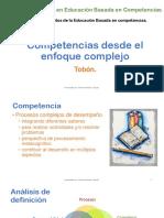 Competencias desde el enfoque socioformativo
