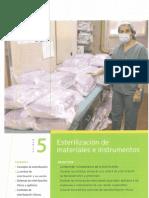 5. Estirilizacion de Materiales e Instrumentos