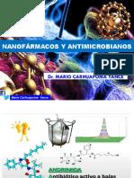 10.- Nanofarmacos y Antimicrobianos