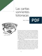 Las Caritas Sonrientes de los Totocanas