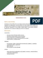 Ciencia Política Colegio de México.pdf