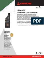 ULD-300 Ultrasonic Leak Detector