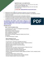Programa Cristalografia RayosX