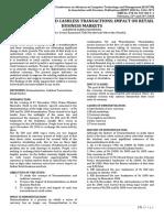 JournalNX-Demonetization Cashless Transactions