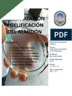 3 INFORME- Gelatinización y Gelificación Del Almidón.