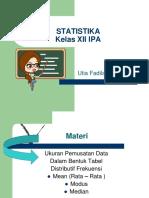 PEERTEACHING STATISTIK KELAS XII.ppt