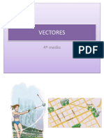 Vectores 4to medio
