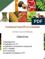 Functional Foods IBM