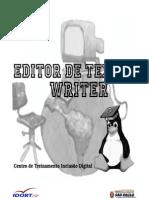 Apostila Editor
