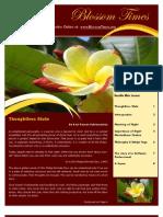 BlossomTimes_Volume4_Issue1