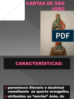 12. as Cartas de São João