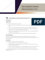 DS Training Course Administration
