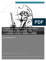 BLASCO, Contruccion Del Prócer Mitre
