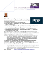 Joseph Zernik, PhD  - short CV