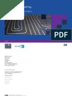 NF71 Guide to Underfloor Heating
