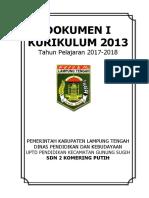 Contoh Dokumen 1 K13