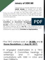 DDR Summary Presentation1