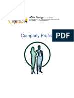 Company Profile Recruitment