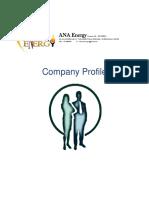 Company Profile Recruitment