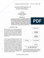 Automated Recognition of Partial Discharges