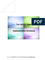 18001 Workbook & Presentations