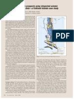 Derisking Exploration Prospects Using Seismic and EM Data