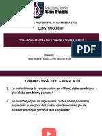 00 Normatividad de La Construcción en El Perú